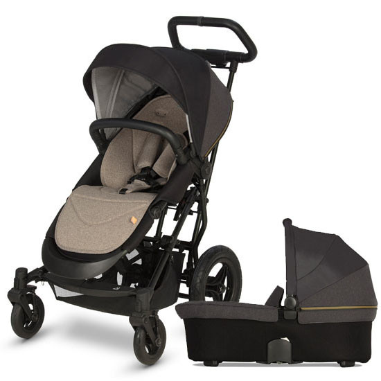 Micralite SmartFold Stroller - Carbon_thumb1