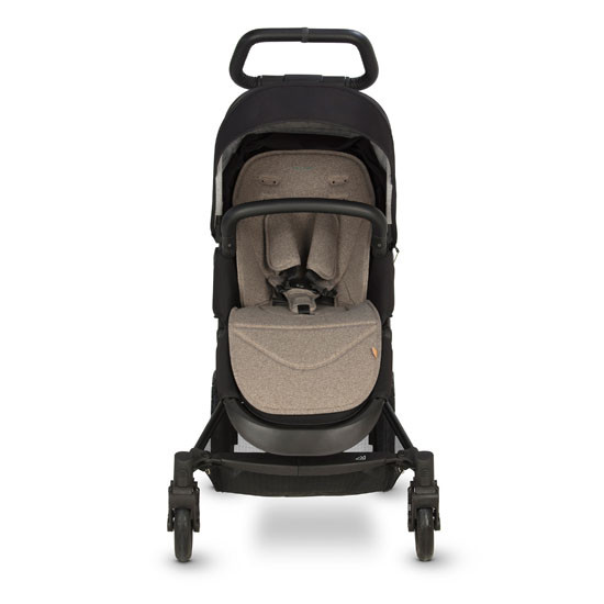 Micralite SmartFold Stroller - Carbon front facing
