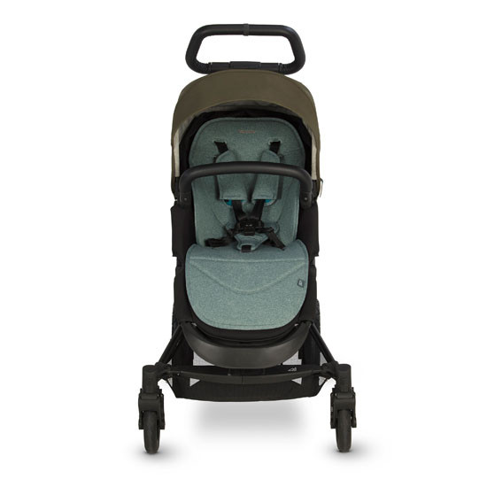 Micralite SmartFold Stroller - Evergreen Front Facing