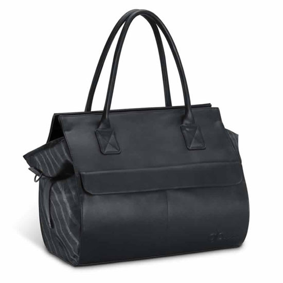 GB Pockit+ Changing Bag - Lux Black Product