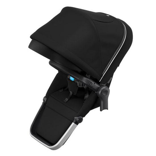 Thule Sleek Sibling Seat - Black