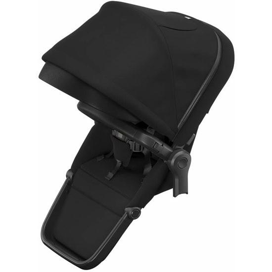 Thule Sleek Sibling Seat - All Black