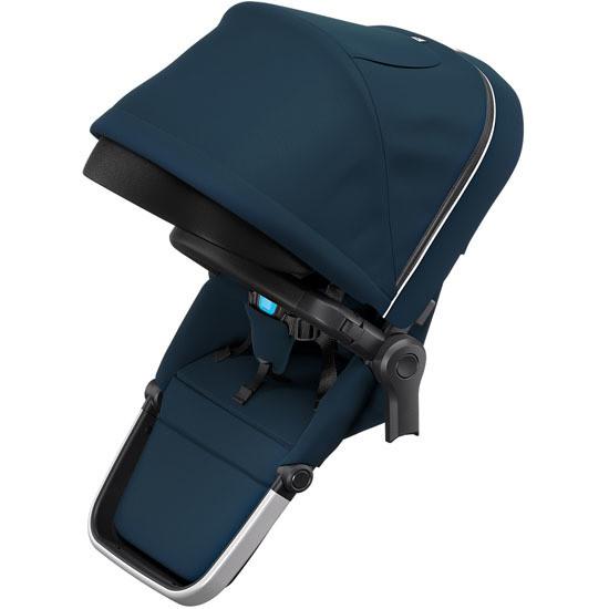 Thule Sleek Sibling Seat - Navy Blue