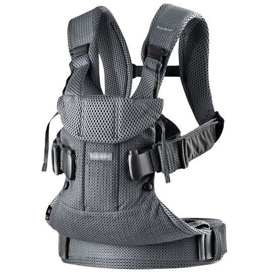 2018 Baby Bjorn Baby Carrier One Air - Anthracite