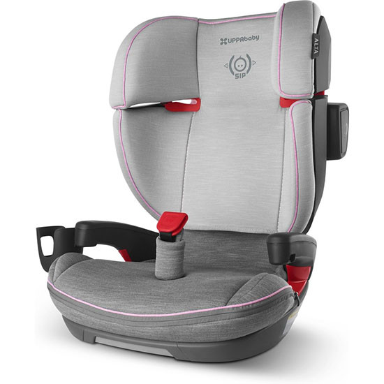 2020 UPPAbaby ALTA High Back Booster Car Seat Sasha