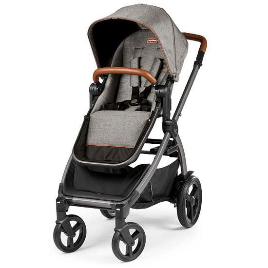 Peg Perego Z4 Stroller - Agio Grey