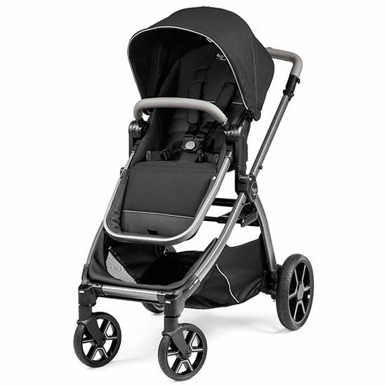 Peg Perego Z4 Stroller - Black Pearl