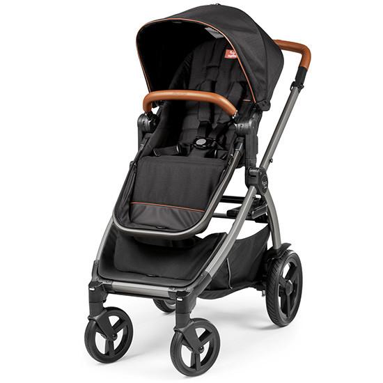 Peg Perego Z4 Stroller - Agio Black