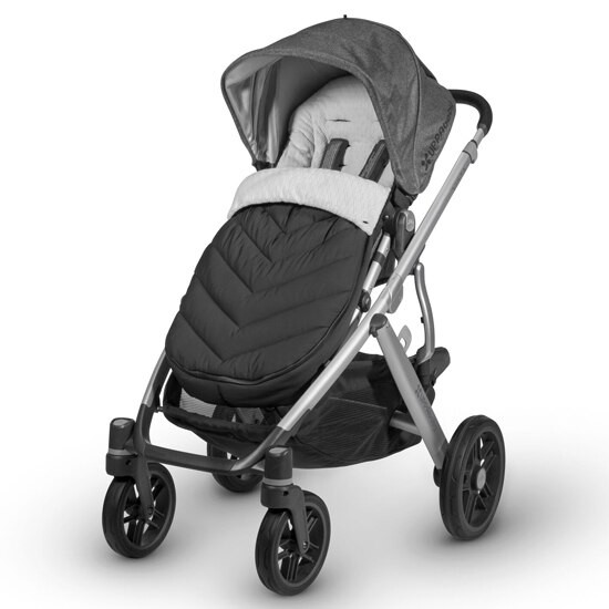 UPPAbaby CozyGanoosh Footmuff - Jake