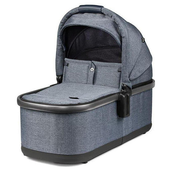 Agio Z4 Stroller Bassinet Blue Mirage