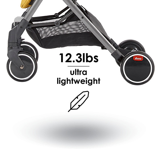 Diono Traverze Lightweight Editions Stroller