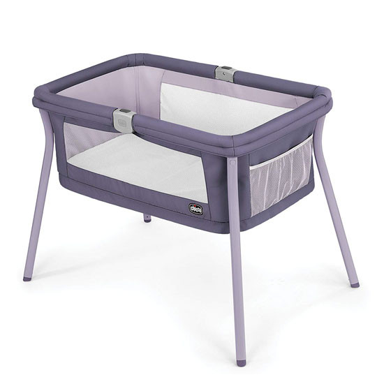Chicco Lullago Travel Crib - Iris