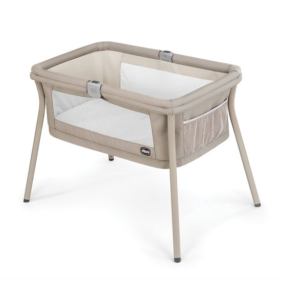 Chicco Lullago Travel Crib - Sand_thumb1