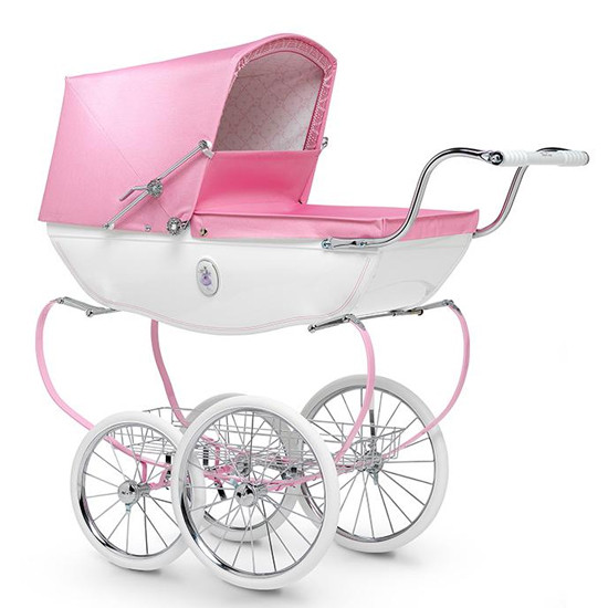Silver Cross Handmade Princess Doll's Pram Product Photo