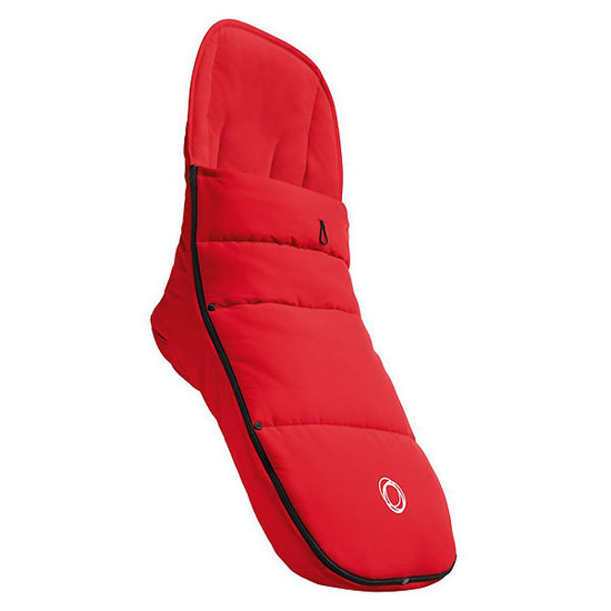 Bugaboo Footmuff - Red