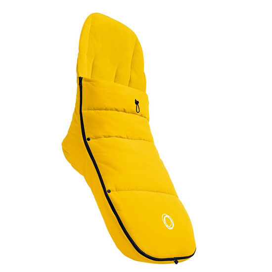 Bugaboo Footmuff - Yellow