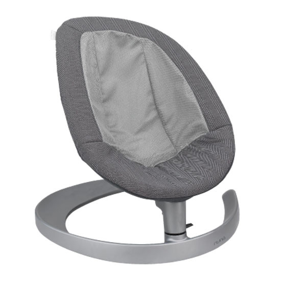 Nuna Leaf Grow Bouncer - Iron Grey_thumb3