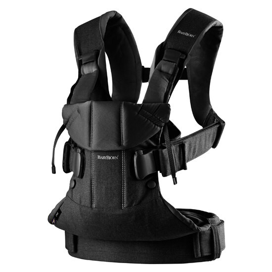 2019 Baby Carrier One - Black