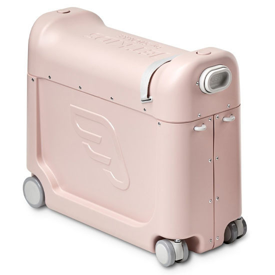 STOKKE JetKids Bed Box - Ride-On Carry-On Suitcase V2 Pink Lemonde