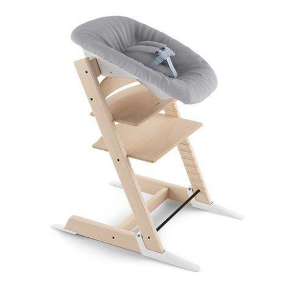 STOKKE Tripp Trapp 2019 Newborn Set - Grey