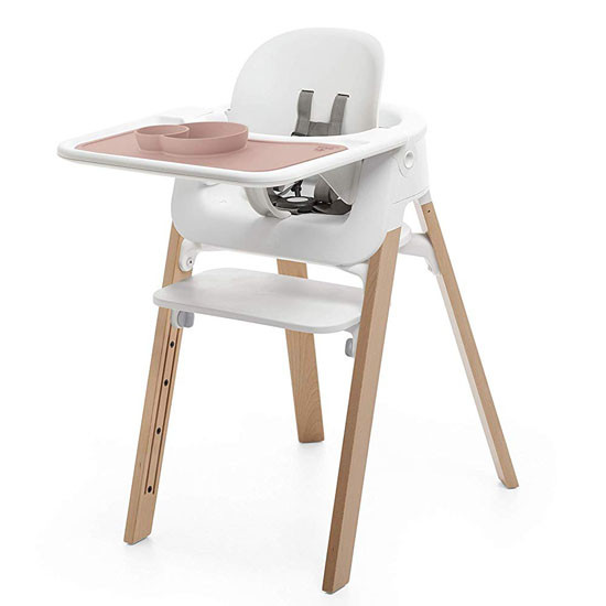 STOKKE EZPZ Placemat for Steps Tray - Pink_thumb3