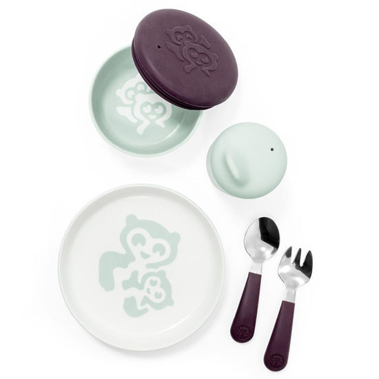 STOKKE Munch Everyday  Set - Soft Mint Product