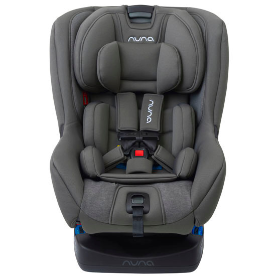 Nuna 2019 RAVA Convertible Car Seat - Granite_thumb1