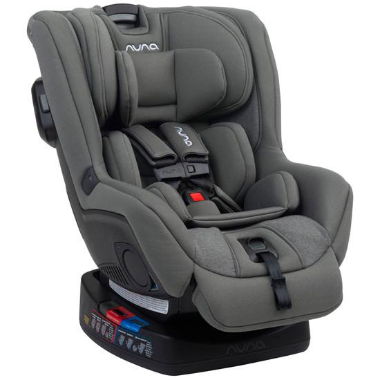 Nuna 2019 RAVA Convertible Car Seat - Granite_thumb1_thumb2