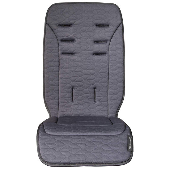 UPPAbaby Reversible Seat Liner - Reed (Denim/Cozy Knit)