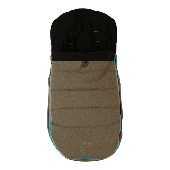 Micralite TwoFold and Smartfold Footmuff - Evergreen