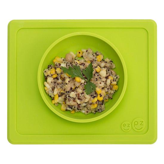 EZPZ Mini Bowl - Lime_thumb3