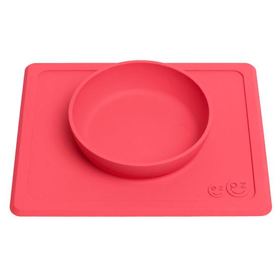 EZPZ Mini Bowl - Coral_thumb1_thumb2