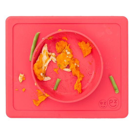 EZPZ Mini Bowl - Coral_thumb5