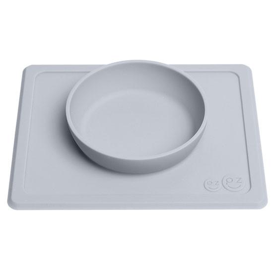 EZPZ Mini Bowl - Pewter_thumb1_thumb2