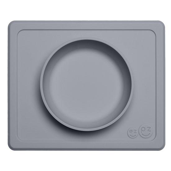 EZPZ Mini Bowl - Grey_thumb1