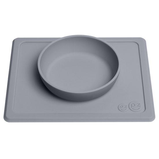 EZPZ Mini Bowl - Grey_thumb1_thumb2