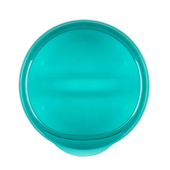 OXO Divided Feeding Dish - Teal_thumb5