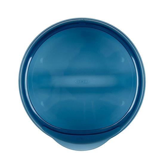 OXO Divided Feeding Dish - Navy_thumb3
