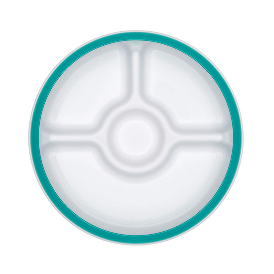 OXO Divided Plate - Teal_thumb3
