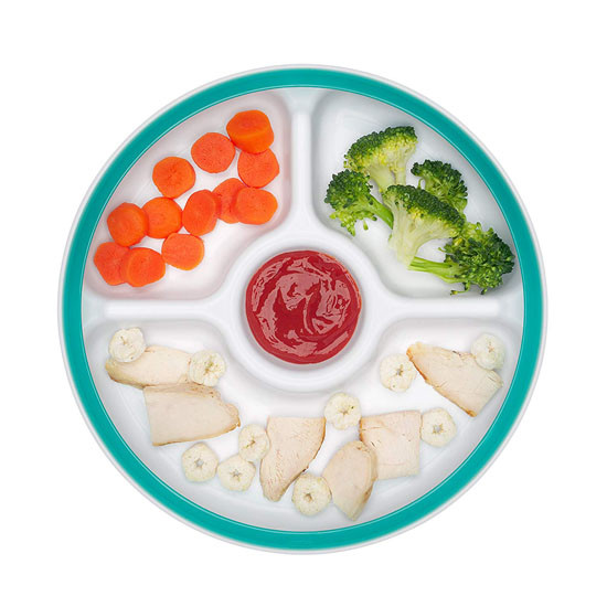 OXO Divided Plate - Teal_thumb6
