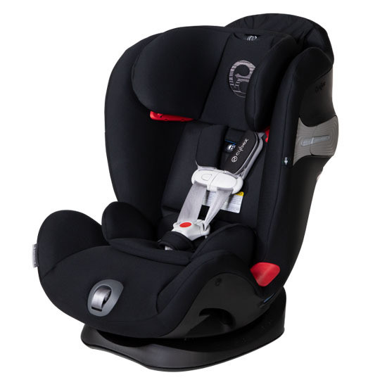 CYBEX Eternis S SensorSafe All-in-One Car Seat Lavastone