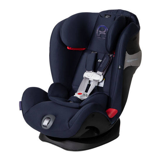 CYBEX Eternis S SensorSafe All-in-One Car Seat Blue