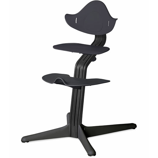 Nomi Chair Anthracite/Black