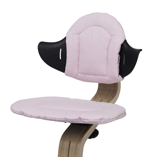 Evomove Nomi Highchair Cushion - Pale Pink