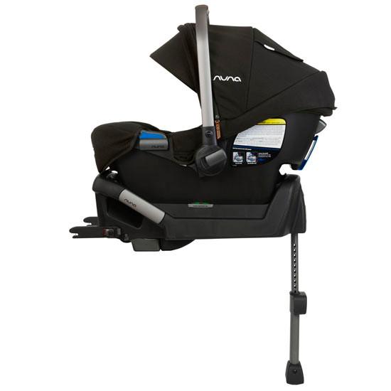 Nuna Pipa 2019 Infant Car Seat - Caviar_thumb5