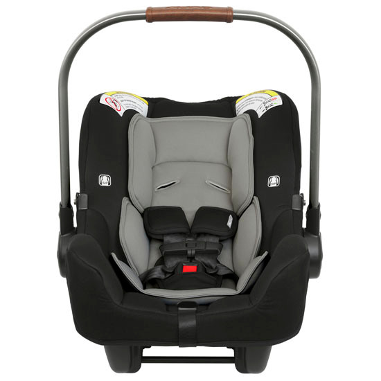 Nuna Pipa 2019 Infant Car Seat - Caviar_thumb4