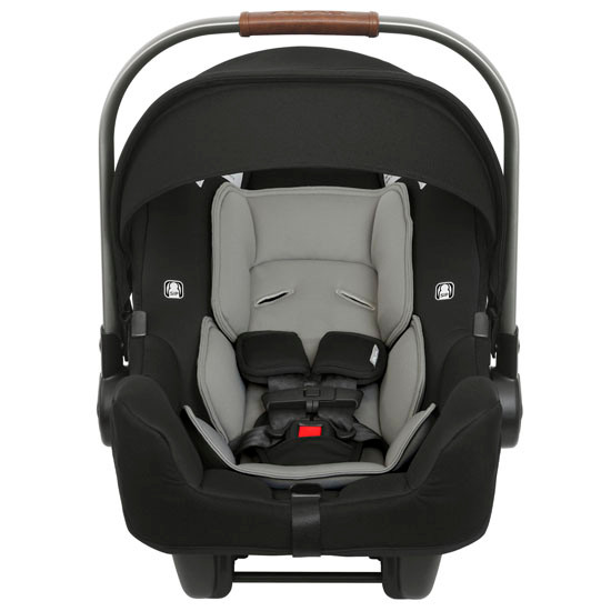 Nuna Pipa 2019 Infant Car Seat - Caviar_thumb1