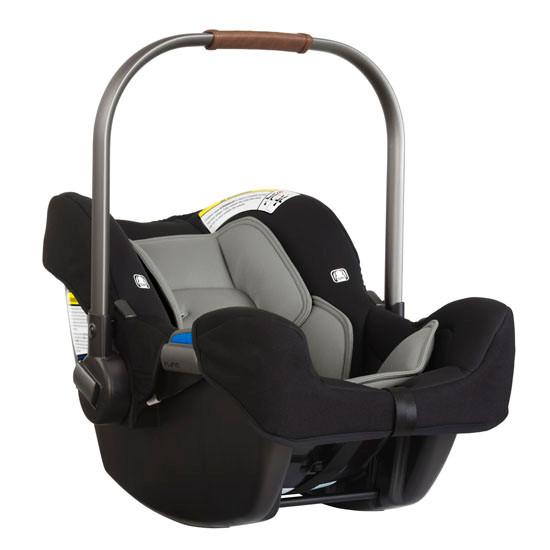 Nuna Pipa 2019 Infant Car Seat - Caviar_thumb3