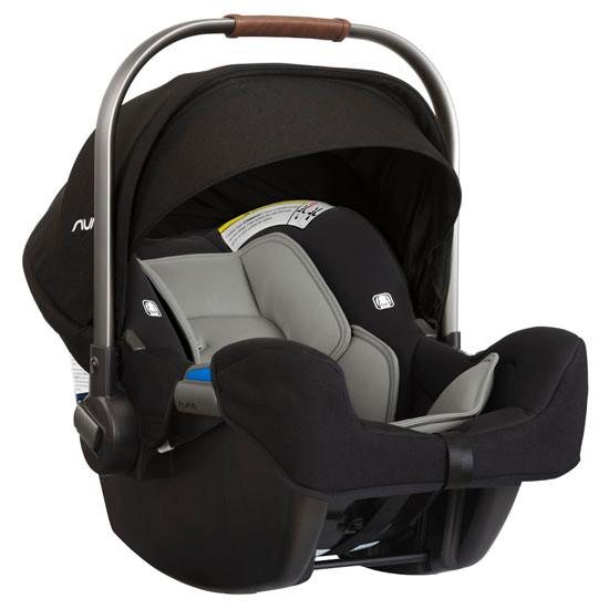 Nuna Pipa 2019 Infant Car Seat - Caviar_thumb1_thumb2