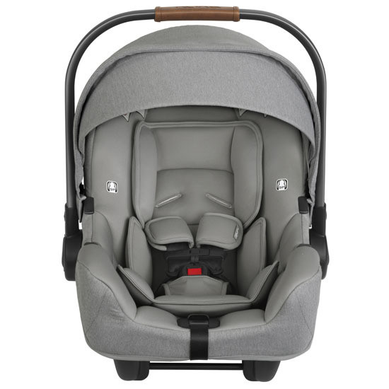 Nuna Pipa 2019 Infant Car Seat - Frost
